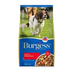 Burgess Adult Dog Rich in Beef