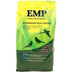 Johnston & Jeff EMP Egg Food