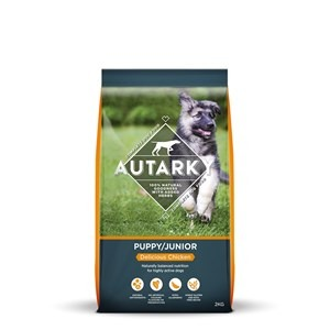 Autarky Chicken Junior Puppy Food