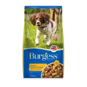Burgess Adult Dog Rich in Chicken