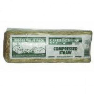 Comfey Pet Comp Standard Straw x 10