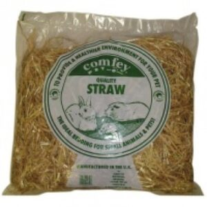 Comfey Pet Extra Large Straw x5