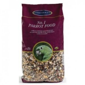 Johnston & Jeff No.1 Parrot Food
